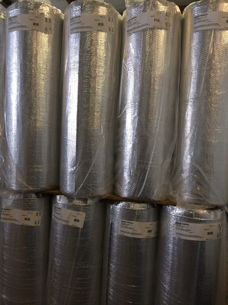Radiant Barriers Reflective Insulation Products
